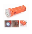 Rechargeable Super Capacity LED Torch With Laser Pointer