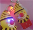 Clown Shape LED Keychain Light