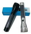 High Brightness Solar Flashlight