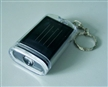 Mini Solar Keychain Flashlight