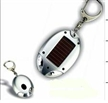 Mini Solar LED Flashlight