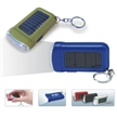 Solar LED Flashlight