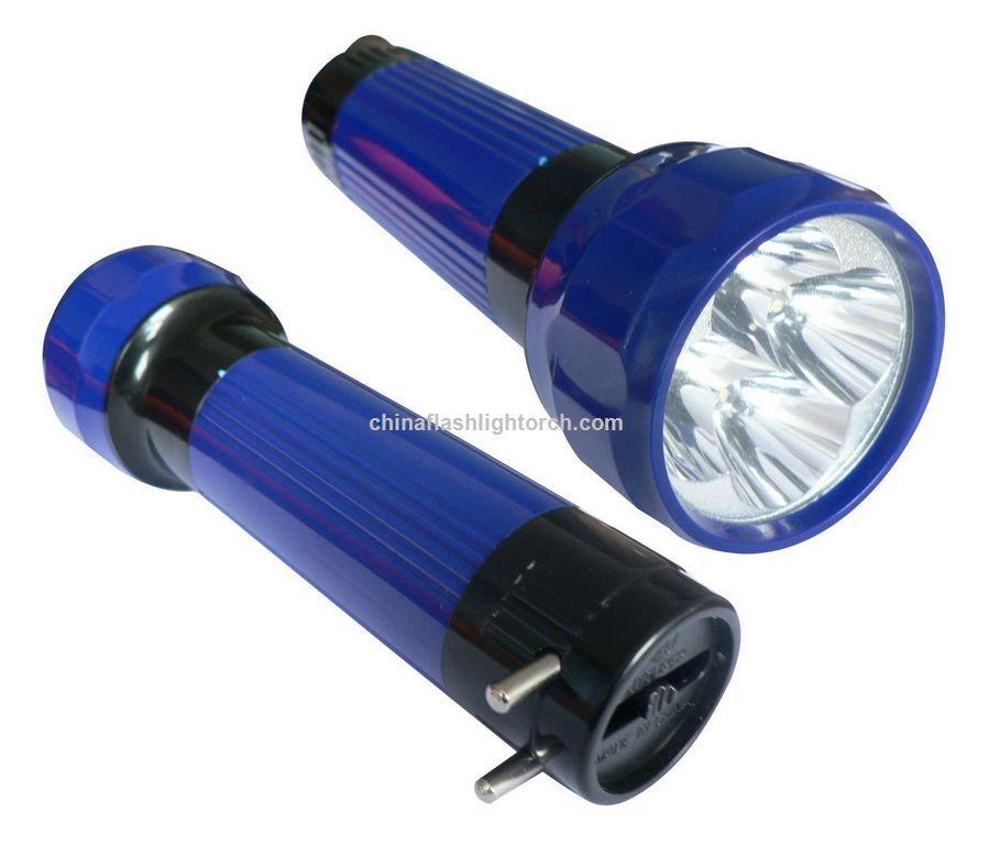 Promocional linterna led recargable proveedores venta al - Linterna led recargable ...