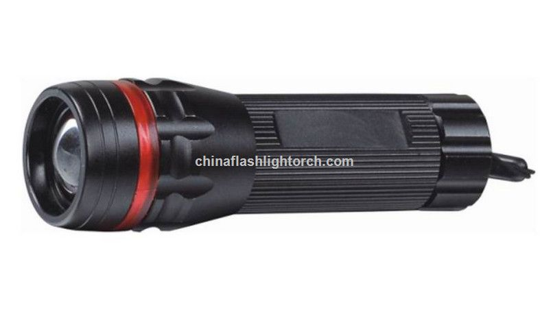 CREE Q3 LED Aluminum Flashlight With Zoom Function
