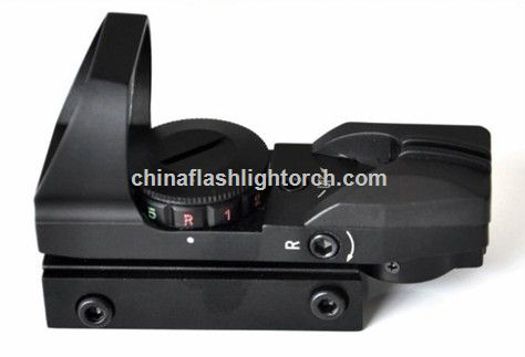 Optical Green Red DOT Sight 21mm Mount
