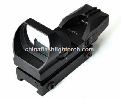 Optical Green Red DOT Sight With 21mm Rail Mount