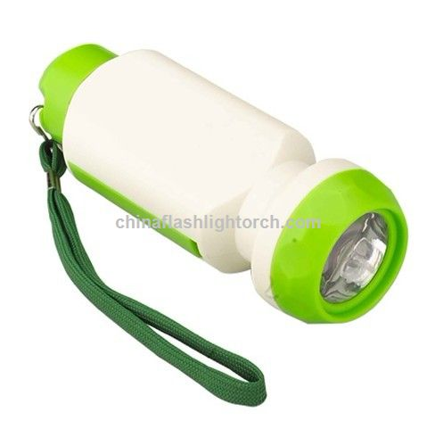 Hand pressing flashlight,Manual LED torch,Camping product