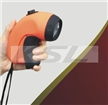 Hand pressure storage power flashlight
