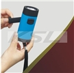 Plastic flashlight,Cell charger LED flashlight,High efficiency Torch