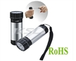 Pull chargeable flashlight,pulling torch,LED dynamo light