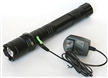 Cree rechargeable flashlight with charger