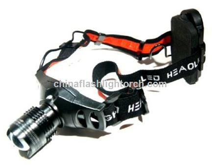 Zoom-Able LED Headlamp