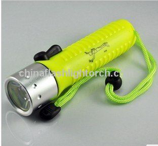 rechargeable diving torch