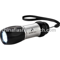 Magnetic Flashlight with 9 LED Lights