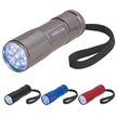 Stubby Aluminum LED Flashlight