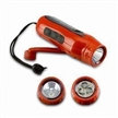 LED Emergency Light with 12-hour Charging Time, Rechargeable and Lead-acid Battery