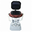 LED solar power camping lantern