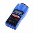 Ultrasonic Distance Measurer with Laser Pointer Blue