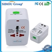 Sidiou Group Universal Travel Adapter, usable worldwide