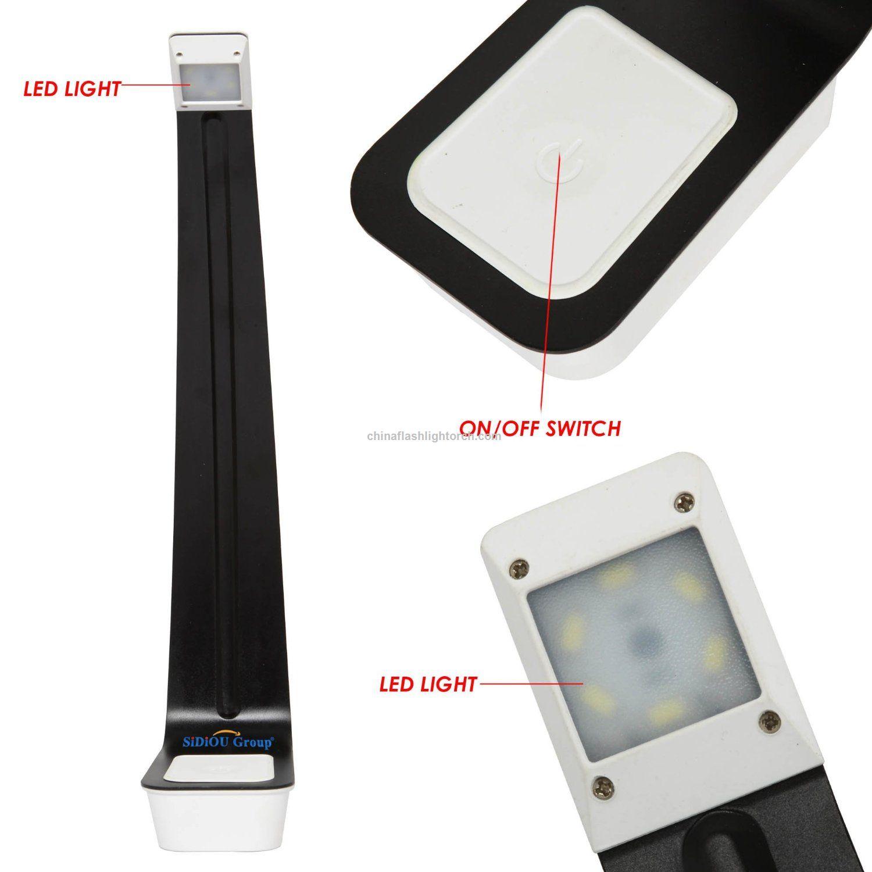 Werbeartikel Fordex Gruppe 3 Block neuen kreativen Touch-Lampe LED ...