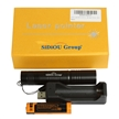Sidiou Group 5w UV365 nm Flashlight Mini Straight Flashlight UV LED Ultraviolet Flashlight (kit)