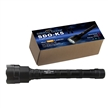Sidiou Group TR3T6 3800Lm 3x CREE XML XM-L T6 LED Flashlight Torch