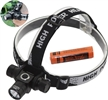 Sidiou Group CH10 CREE XM-L2 5-Mode 460 Lumens High Power Tactical LED Headlamp With 1 x 3000mAH 18650 Batteries