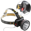 Sidiou Group 40 LM 2 Modes LED Headlamp 90 Degrees Adjustable Waterproof Rechargeable Headlight with Charger