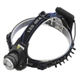 Sidiou Group 2000lm Waterproof CREE XML T6 Zoom LED Zoomable Headlight for Bicycle Camping Hiking