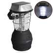 Sidiou Light Outdoor Solar Power Bright 36 LED Hand Crank Dynamo Camping Lantern Light Lamp