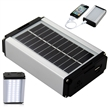 Sidiou Group High Brightness Rechargeable Camping Lantern Solar Camping Lighting 6 LED Solar Lantern