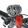 Sidiou Group 7000LM CREE XM-L2 T6 5 LED 3 modes headlamp bicycle lamp and rechargeable battery