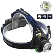Sidiou Group 1800LM XM-L T6 LED Zoomable Headlight 3 Modes 18650 Bike Bicycle Flashlight Head Light Outdoor Camping