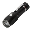 Sidiou Group LED CREE T6 flashlight Rechargeable USB torch light bright searchlight with Side red light